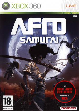 Afro Samurai sur 360