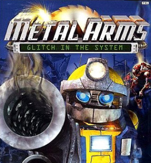 Metal Arms : Glitch in the System