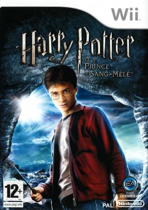 Harry Potter et le Prince de Sang-Mêlé sur Wii