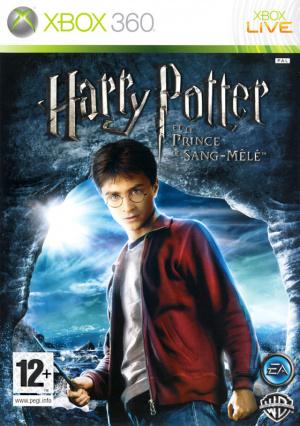 Harry Potter et le Prince de Sang-Mêlé sur 360