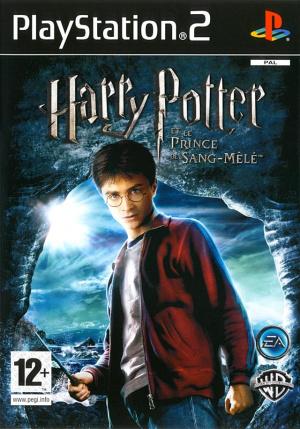 Harry Potter et le Prince de Sang-Mêlé sur PS2