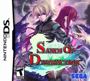 Sands of Destruction sur DS