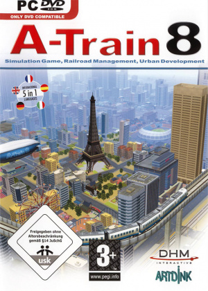 A-Train 8 sur PC