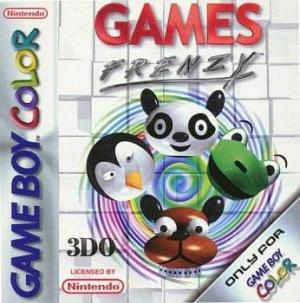 Games Frenzy sur GB