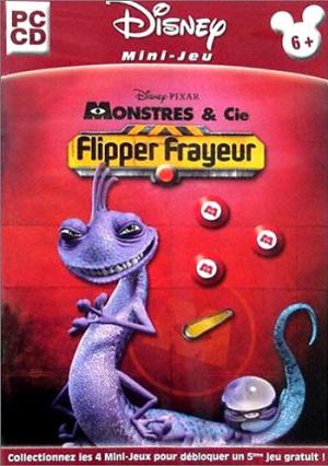 Monstres & Cie : Flipper Frayeur sur PC