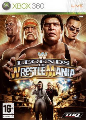 WWE Legends of Wrestlemania sur 360