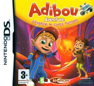 Adibou Aventure : J'explore le Corps Humain sur DS
