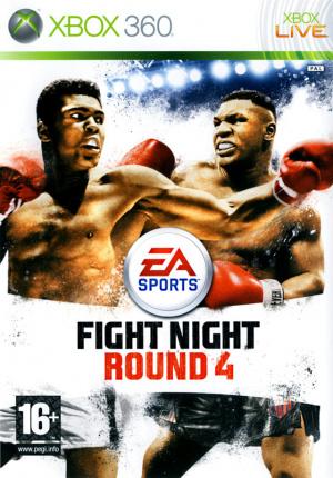 Fight Night : Round 4 sur 360