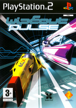 WipEout Pulse sur PS2