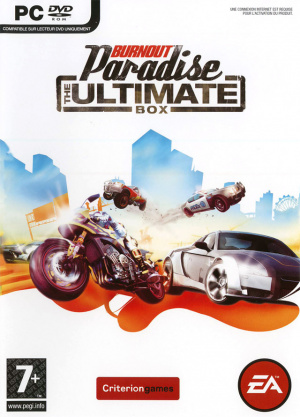 Burnout Paradise sur PC