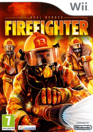 Real Heroes : Firefighter sur Wii