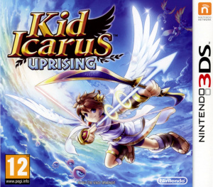 Kid Icarus Uprising [DECRYPTED]