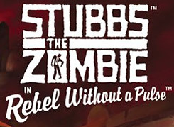 Stubbs the Zombie in Rebel without a Pulse sur 360