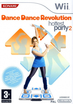 Dance Dance Revolution : Hottest Party 2