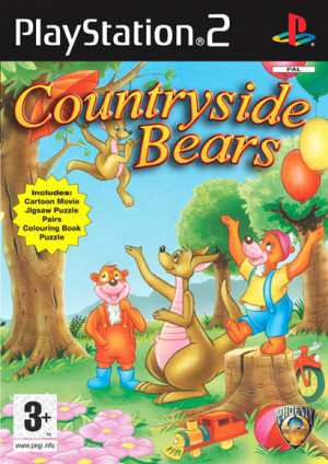 Countryside Bears sur PS2