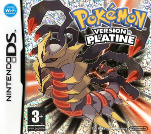 Pokémon Version Platine sur DS