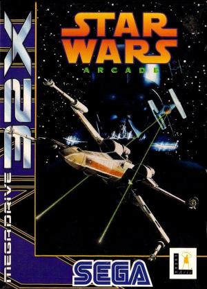Star Wars Arcade sur 32X