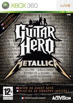 Guitar Hero : Metallica sur 360