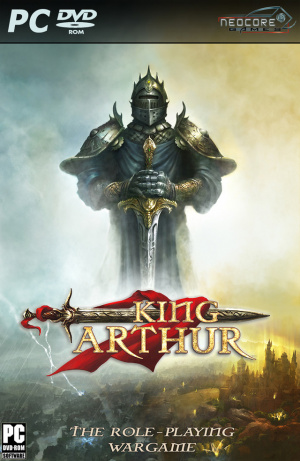 King Arthur - The Role-playing Wargame sur PC