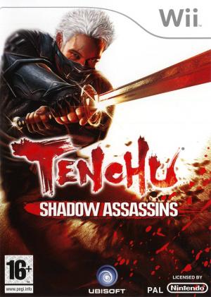 Tenchu Shadow Assassins sur Wii