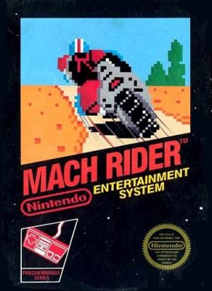 Mach Rider sur Nes