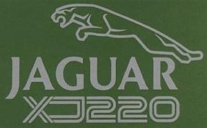 Jaguar XJ220 sur Jaguar