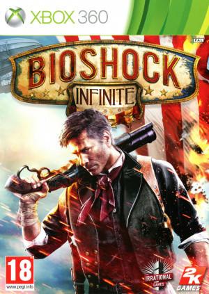 Bioshock Infinite sur 360