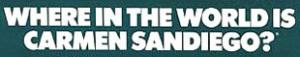 A la Poursuite de Carmen Sandiego dans le Monde sur CPC