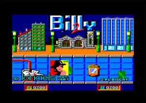 Billy 2 sur CPC