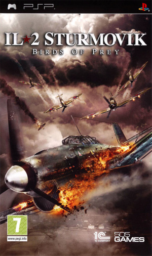 IL-2 Sturmovik : Birds of Prey sur PSP