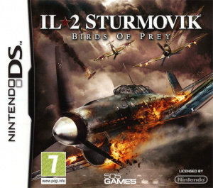 IL-2 Sturmovik : Birds of Prey sur DS