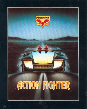 Action Fighter sur CPC