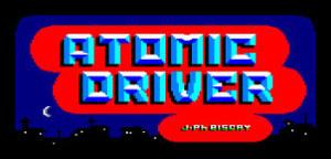 Atomic Driver sur CPC