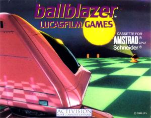 Ballblazer sur CPC