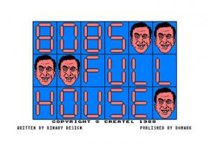 Bob's Full House sur CPC
