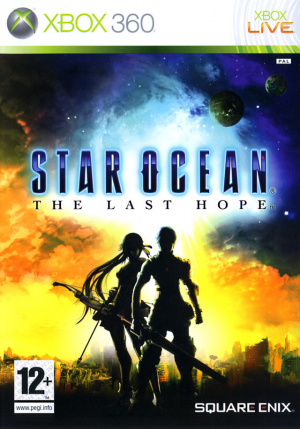 Star Ocean : The Last Hope sur 360