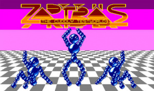 Zap't'Balls : The Advanced Edition sur CPC