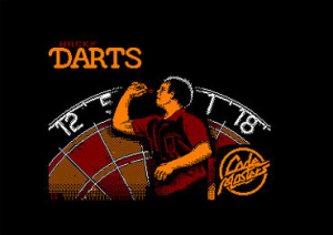 Wacky Darts sur CPC