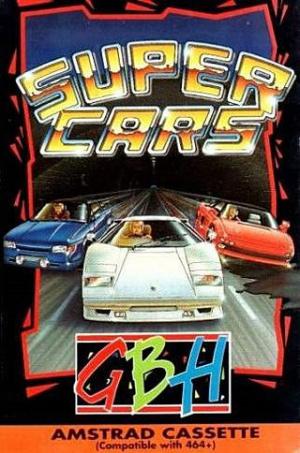 Super Cars sur CPC