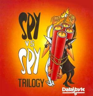 Spy vs Spy Trilogy sur CPC
