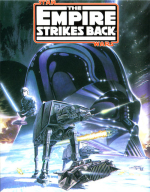 Star Wars : The Empire Strikes Back sur CPC