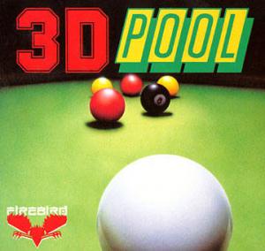 Sharkey's 3D Pool sur CPC