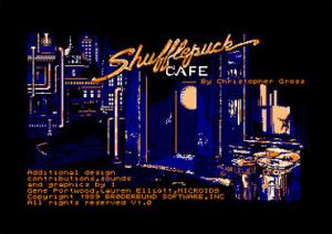 Shufflepuck Café sur CPC
