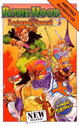 Robin Hood : Legend Quest sur CPC
