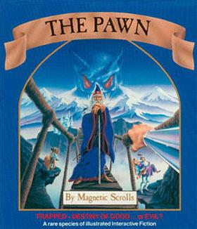 The Pawn sur CPC