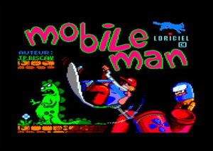Mobile Man sur CPC