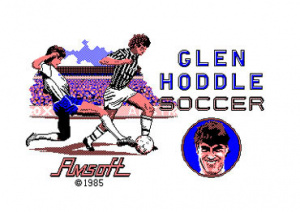 Glen Hoddle Soccer sur CPC