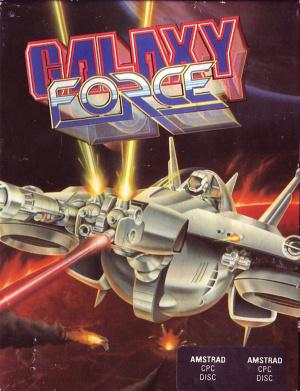 Galaxy Force II sur CPC