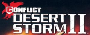 Conflict : Desert Storm II sur Giz