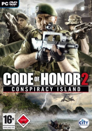 Code of Honor 2 : Conspiracy Island sur PC